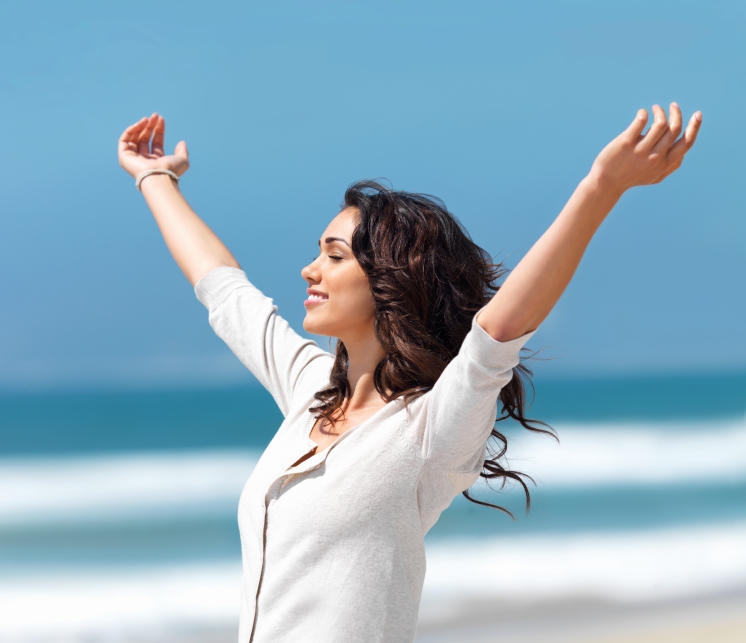 How To Be Happy As A Single Woman